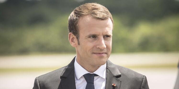Quand Emmanuel Macron écrit un poème à une ado britannique