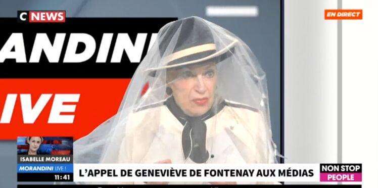 Vidéo - Quand Geneviève de Fontenay tente d'expliquer la différence entre voile et foulard