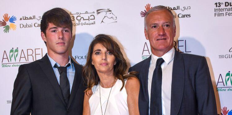 Photos - Didier Deschamps : qui est sa femme depuis 29 ans, Claude Deschamps ?