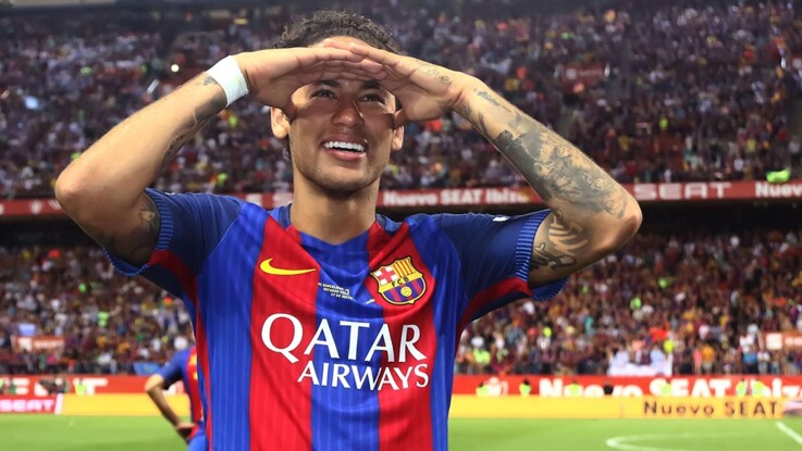 5 choses à savoir sur Neymar, la superstar du foot