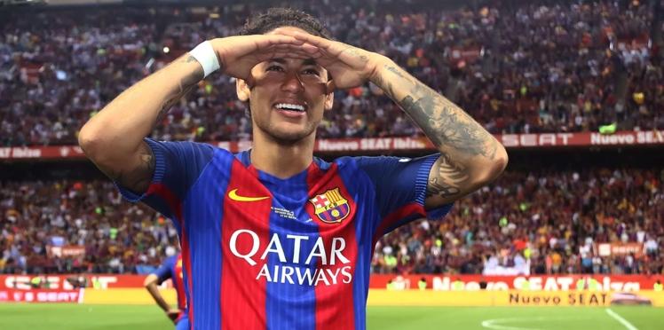 5 choses à savoir sur Neymar, la superstar du foot