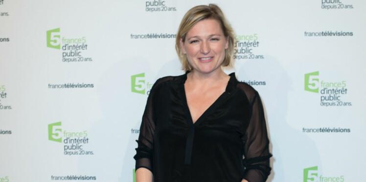 Anne-Elisabeth Lemoine dans «C à vous » : qui est son mari, Philippe Coelho ?