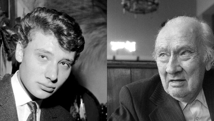 """Mort de Johnny Hallyday : qui était Léon Smet, son père """"alcoolique et incontrôlable"""" ?"""