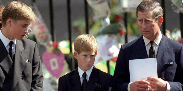 La réaction déchirante du prince Harry à l'annonce de la mort de sa mère, Diana