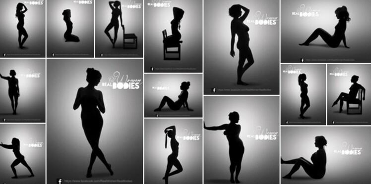 """""""Real Women, Real Bodies"""", la campagne pour dire que toutes les femmes sont belles"""