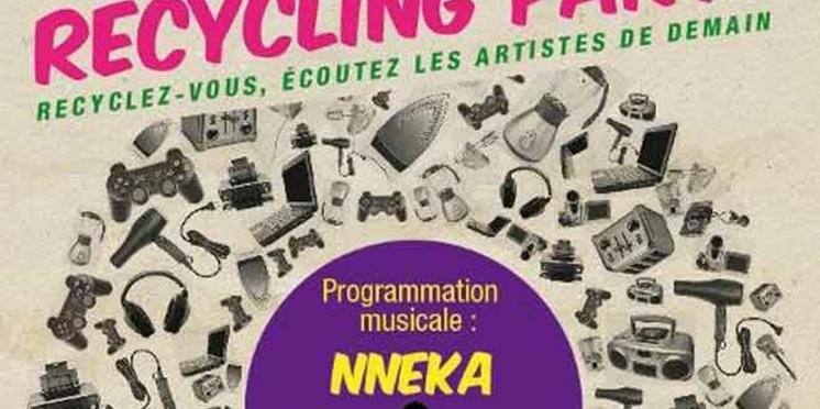 La Recycling Party en tournée en France pour sensibiliser les jeunes au recyclage
