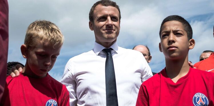 La surprenante remarque d'Emmanuel Macron sur son salaire