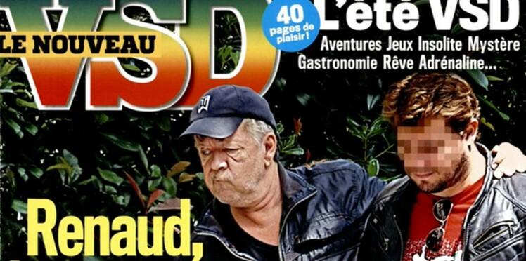 Renaud : les dernières photos très inquiétantes du chanteur