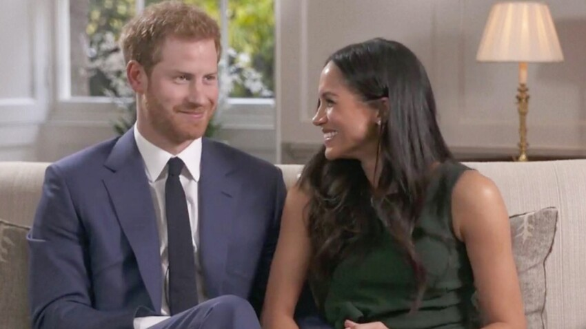 Rencontre, enfants, Diana… Le prince Harry et sa fiancée Meghan Markle se livrent pour leur première interview officielle