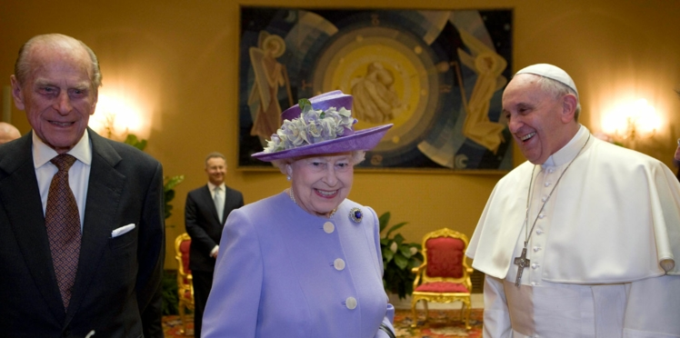 Le drôle de cadeau du pape François au prince George