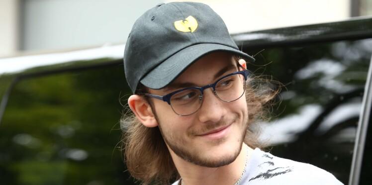 Photo - René-Charles, le fils de Céline Dion, change totalement de look et il est canon