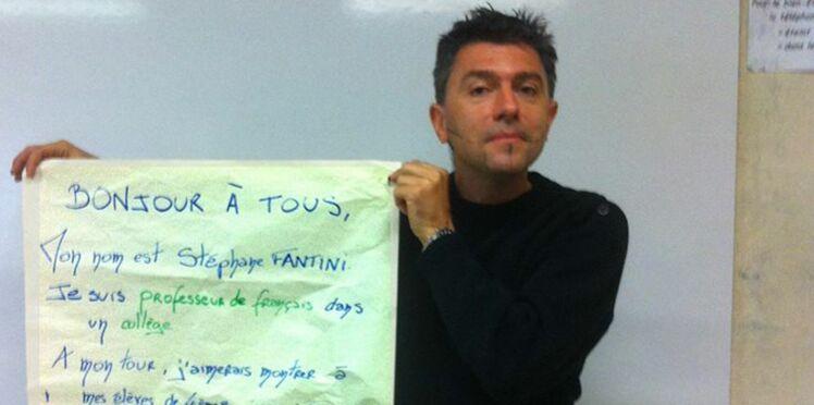 Avec son exercice sur les réseaux sociaux, ce prof de français fait un buzz mondial !