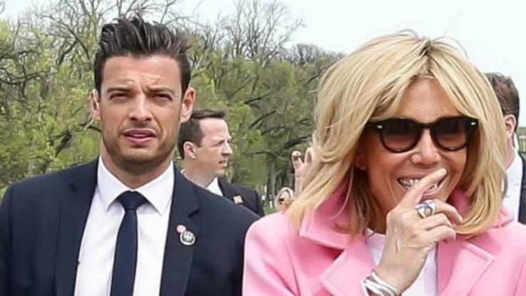 """Photos """"Le Ricky Martin français"""" : un garde du corps des Macron affole la presse étrangère"""