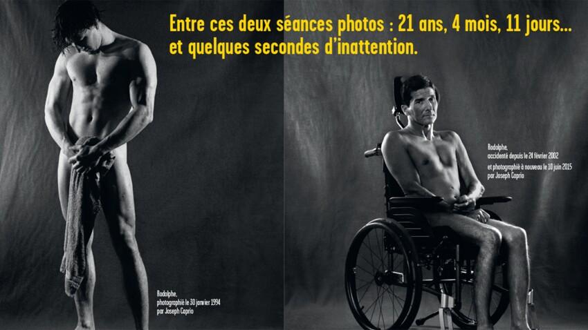 Top modèle, il devient tétraplégique après un accident de voiture: la nouvelle campagne de la sécurité routière