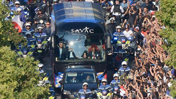 Pourquoi les supporters des Bleus risquent de détester Alexandre Benalla
