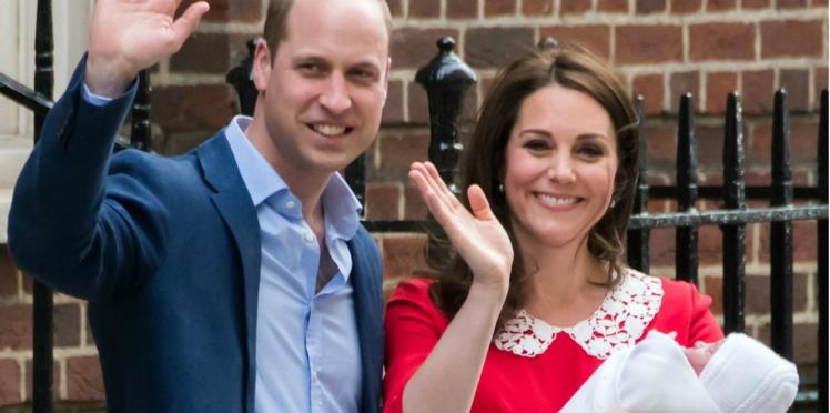 Royal baby 3 : les premiers mots du prince William
