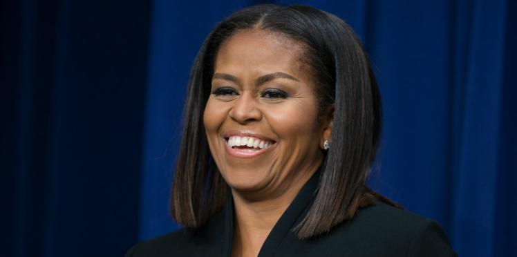 Royal Baby : le message de félicitations plein d'humour de Michelle Obama à Kate et William