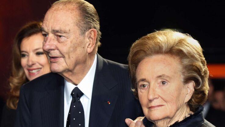 Très affaibli, Jacques Chirac ne peut plus parler : la tendre déclaration de Bernadette