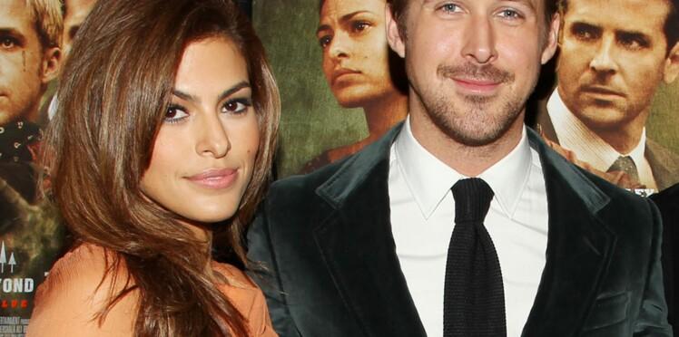 Ryan Gosling bientôt papa. Eva Mendes serait enceinte de... 7 mois !