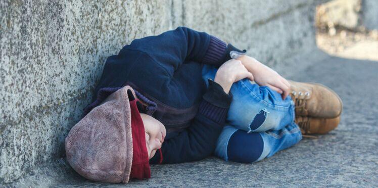 """""""500 enfants dorment chaque nuit dans la rue"""" rappelle le Samu social"""