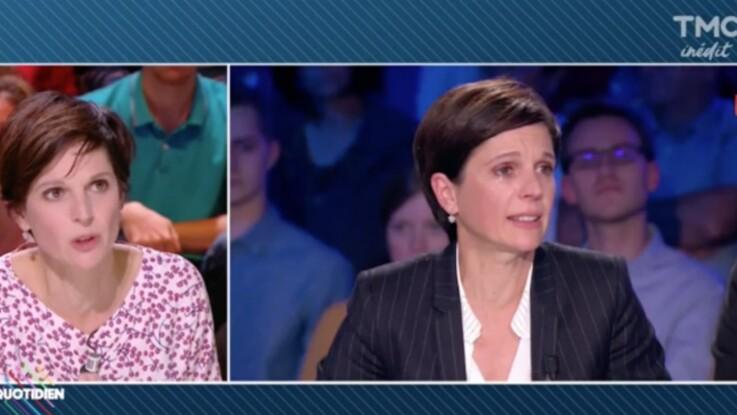 Sandrine Rousseau raconte comment elle a vécu son altercation avec Christine Angot dans On n'est pas couché