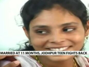 Mariée à 11 mois, Santadevi Meghwal obtient l annulation de son mariage 9bd86e0a101