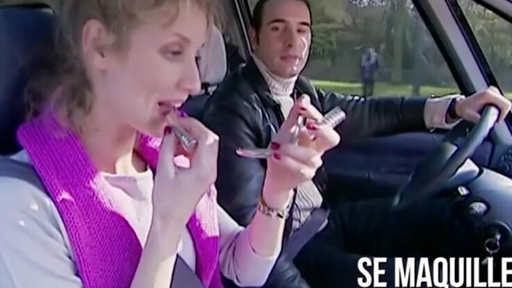Se maquiller, manger, fumer... ces choses interdites en voiture qui peuvent vous coûter (très) cher