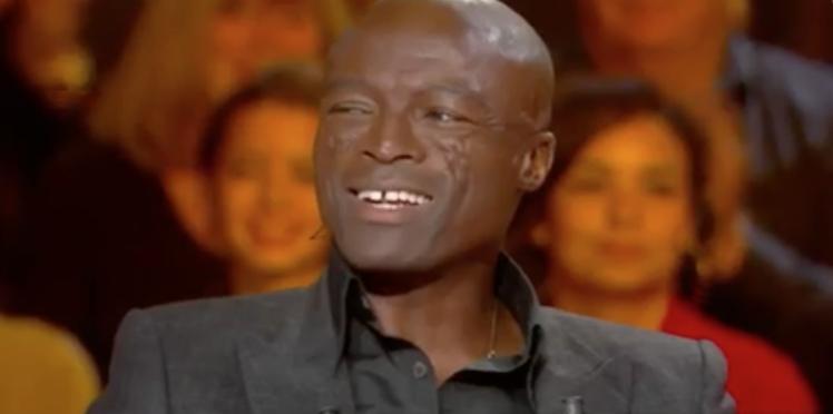 Seal raconte l'origine des cicatrices sur son visage