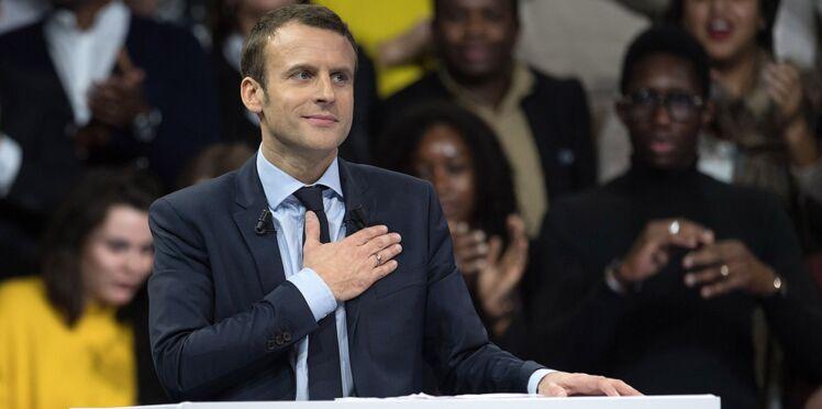 Le secret d'Emmanuel Macron pour paraître moins jeune