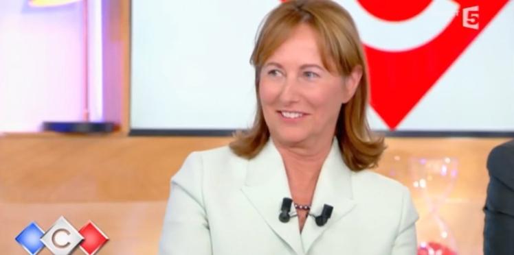 Ségolène Royal embarrasse Anne-Sophie Lapix en évoquant son arrivée prochaine au 20h de France 2