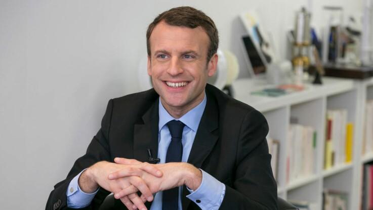 """Ségolène Royal, Marisol Touraine, Premier ministre ? """"Ni l'une ni l'autre"""" affirme Emmanuel Macron à Femme actuelle"""