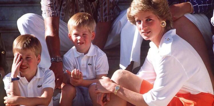 """Selon le prince William, Diana aurait été """"une grand-mère cauchemardesque"""""""