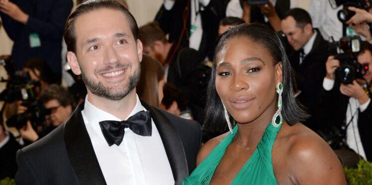 Serena Williams a accouché d'une petite fille