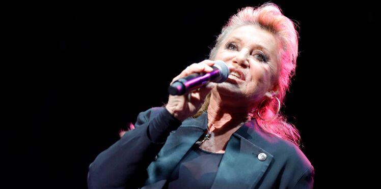 Sheila, en concert hier, a rendu un hommage discret à son fils Ludovic