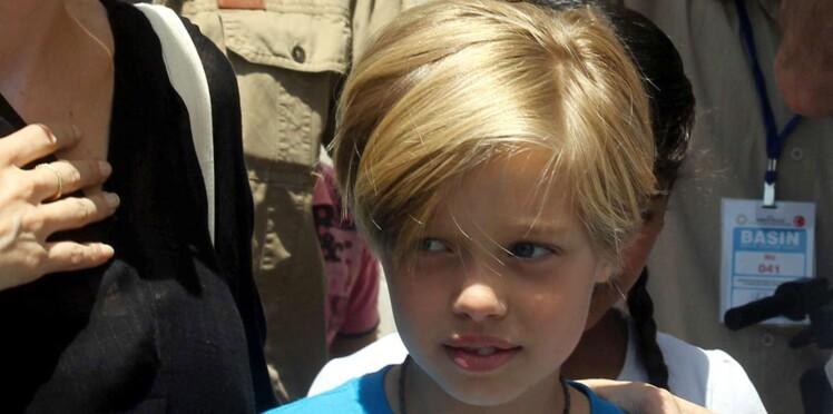 Shiloh, la fille d'Angelina Jolie et Brad Pitt, déjà victime de transphobie à 11 ans