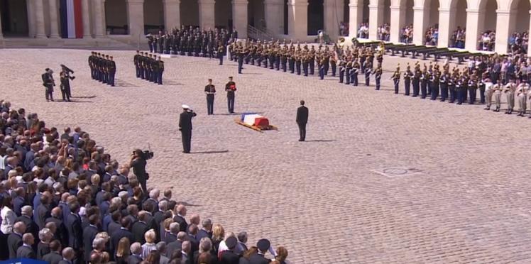 Video - Simone Veil : les moments les plus émouvants de l'hommage rendu au Panthéon