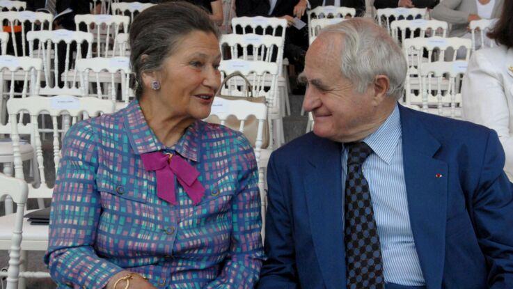 Photos - Simone Veil et son mari Antoine: 67 ans d'un amour hors-norme