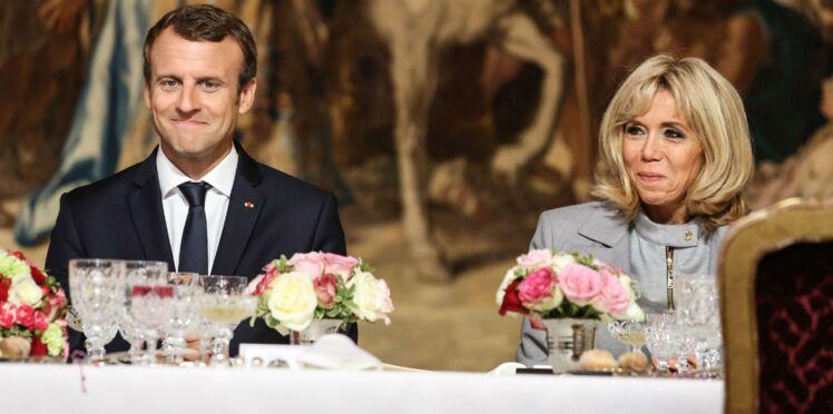 Comment Emmanuel et Brigitte Macron ont célébré leurs dix ans de mariage