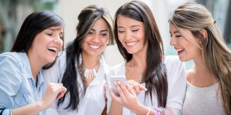 Pour 34% des femmes, la vie sociale est essentielle à leur bonheur