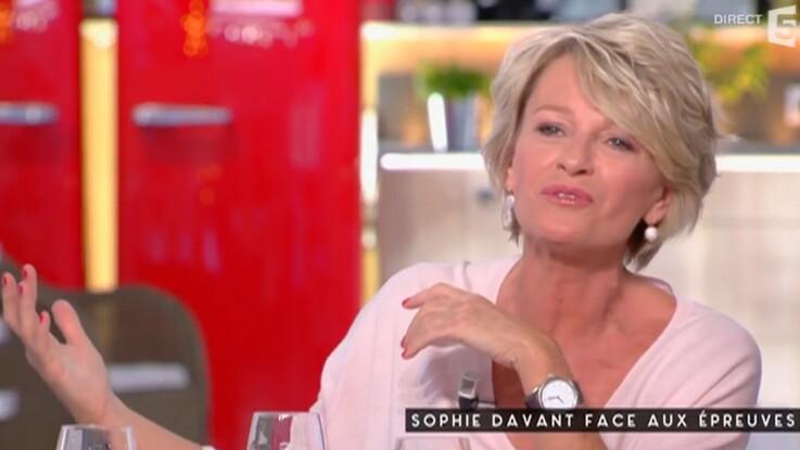 Sophie Davant évoque avec émotion la perte de sa mère