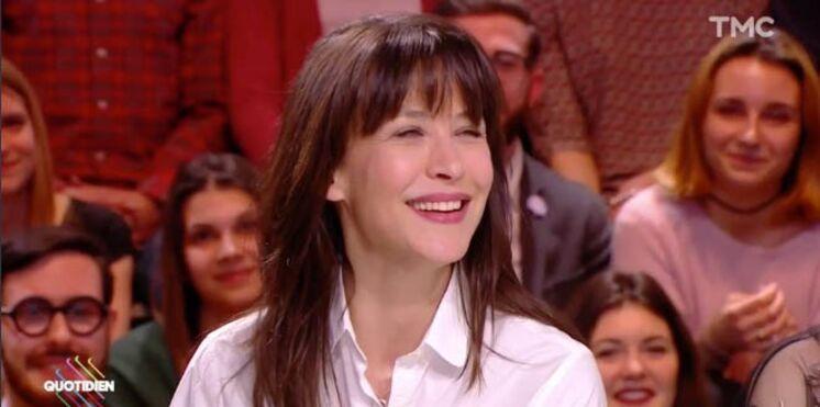 Sophie Marceau révèle quel acteur elle a eu le plus de plaisir à embrasser au cinéma