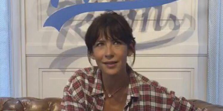 Vidéo : Sophie Marceau, directe comme à son habitude, règle ses comptes avec la presse people