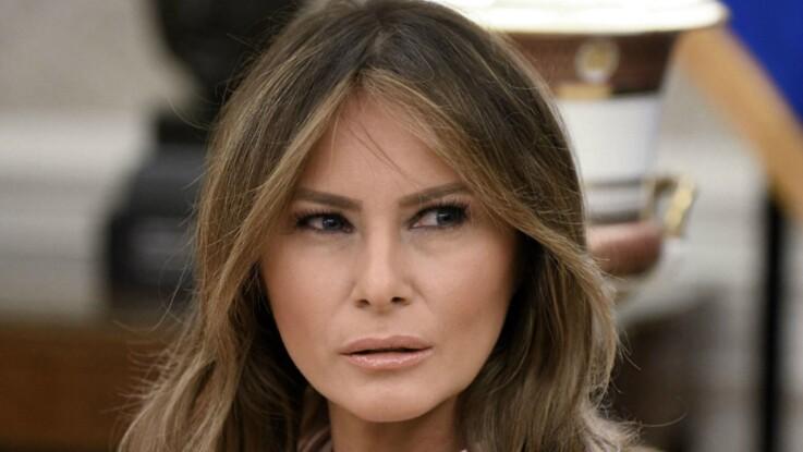 Découvrez quelle star de la télévision française a vécu avec Melania Trump