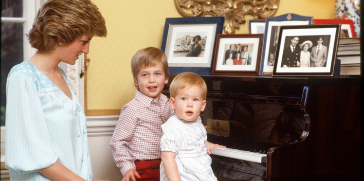 Lady Diana : William et Harry lui rendent un vibrant hommage 20 ans après sa disparition