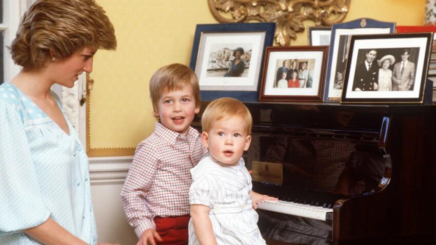 Lady Diana : William et Harry lui rendent un vibrant hommage 20 ans après sa disparition