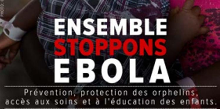 #StopEBOLA, l'appel aux dons de l'Unicef