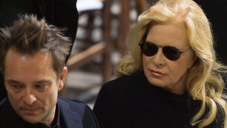 Sylvie Vartan donne des nouvelles de son fils, David Hallyday