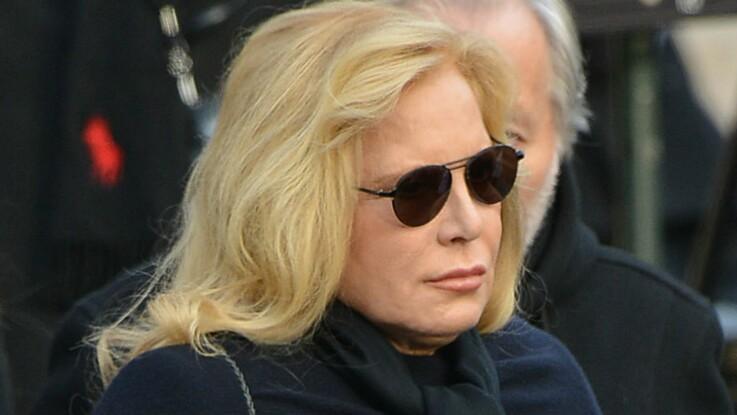 Sylvie Vartan, en pleurs pendant les répétitions de son hommage à Johnny Hallyday