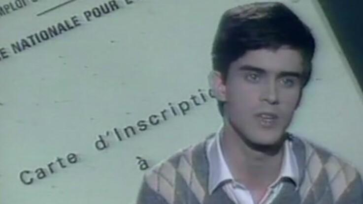On a retrouvé la vraie première interview télé de Manuel Valls !