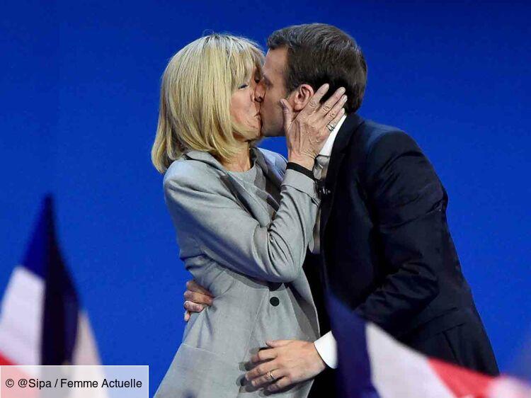 Emmanuel Macron Une Camarade De Classe Raconte L Histoire D Amour Entre Le Lyceen Et Sa Prof Femme Actuelle Le Mag
